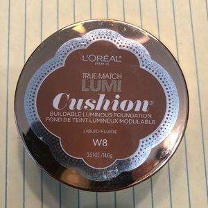 L'Oréal true match limo cushion foundation W8cafe